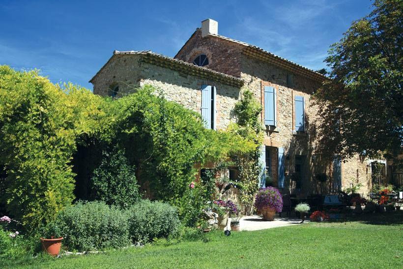 Photo of La facciata sud del casale settecentesco
