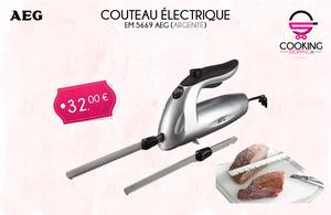 #couteau  #électrique résistant, léger et facile à utiliser en #cuisine https://www.cooking-shopping.com/products/couteau-electrique