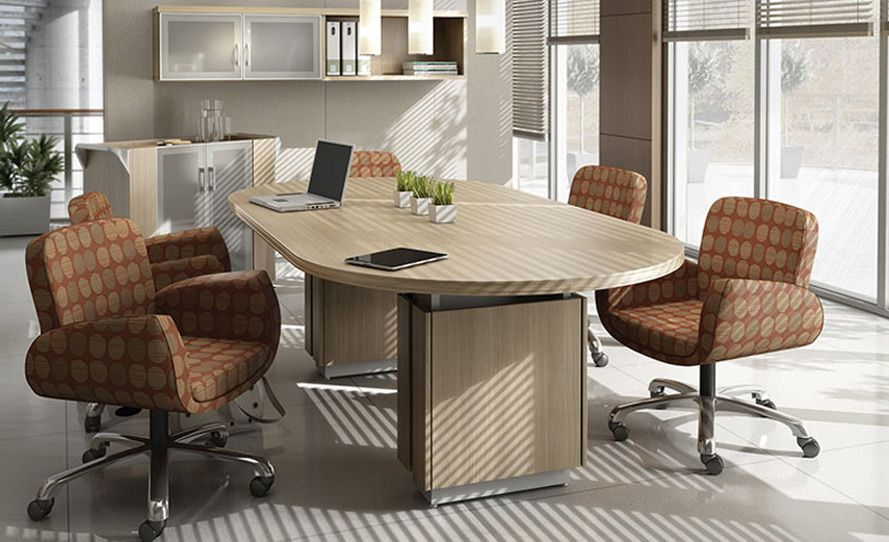 Conference Room Furniture By Cubiclescom Office Furniture - Inexpensive conference table