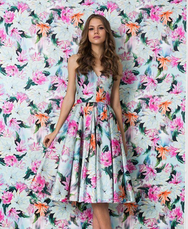 Floral super romântico !!! 🌸🌸🌸#luxo #alfreda #alfredaoficial #marcadesejo #verao2017