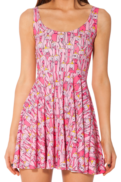 c8b7ff9ff9c51 Black Milk Princess Bubblegum Skater Dress. | Wishlist | Dresses ...