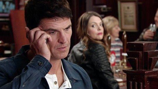 Robert and Tracy - Coronation Street - ITV
