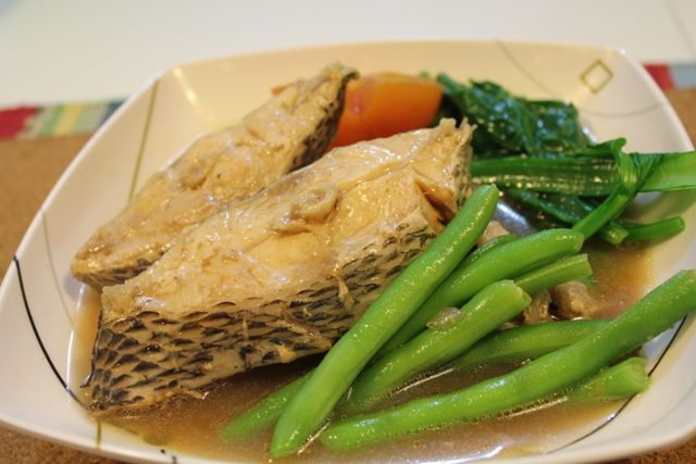 how to cook sinigang isda