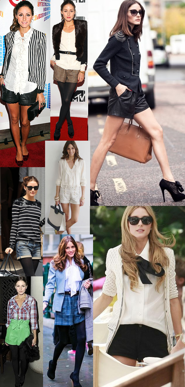 The Olivia Palermo Lookbook : Collections
