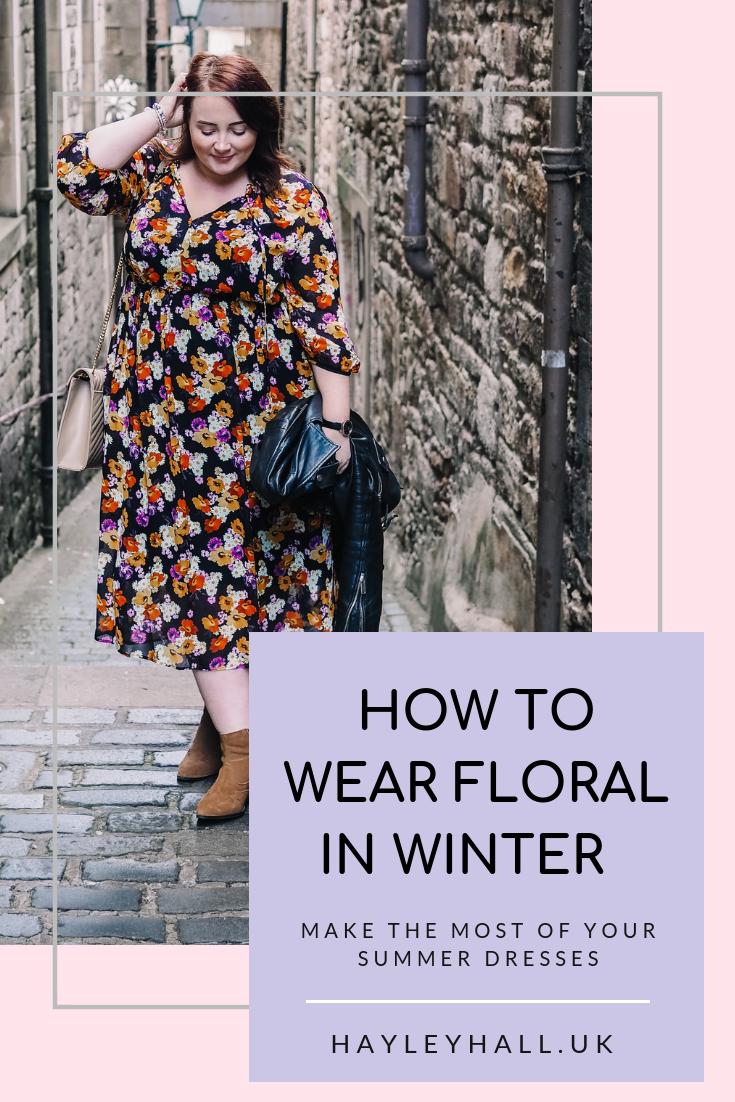How To Effortlessly Layer Wear Floral Dresses In Winter Winter Dresses Floral Dress Summer Floral Dress Winter [ 1102 x 735 Pixel ]