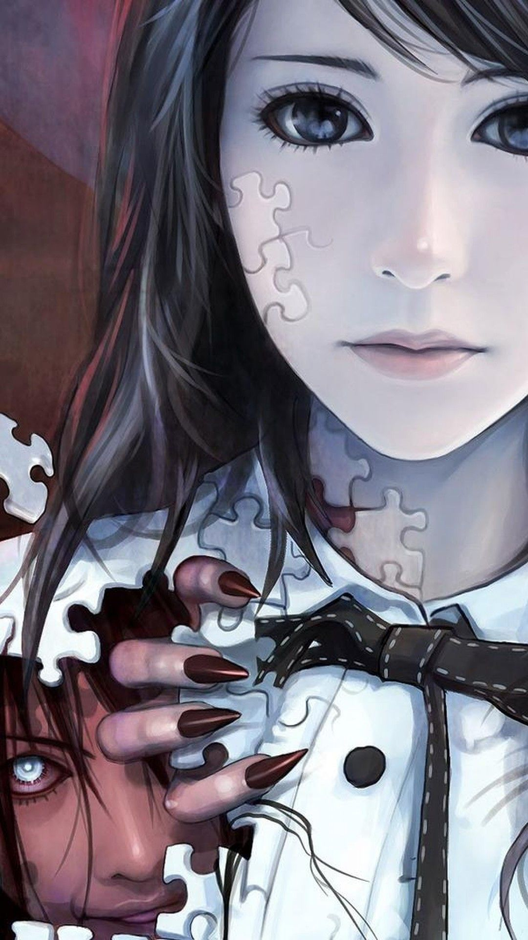 Wallpaper Anime Girl Keren 3d gambar ke 3