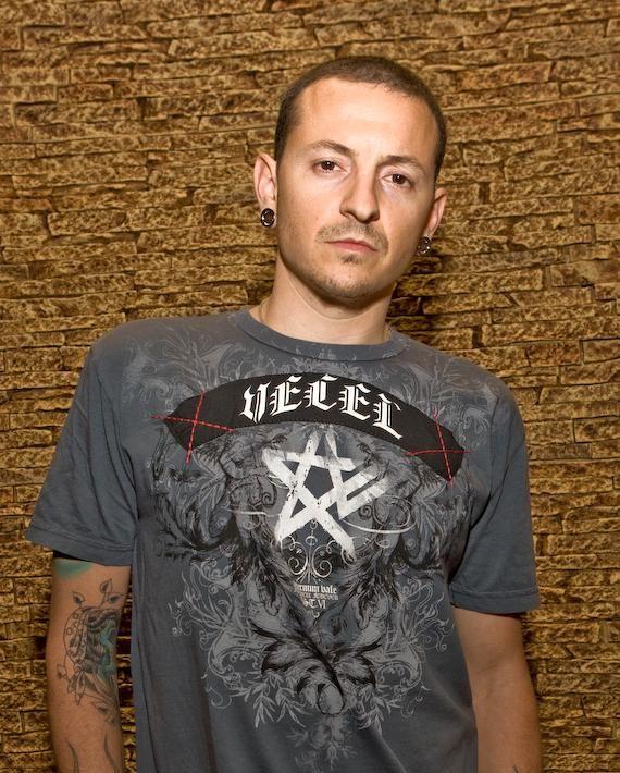 Meet Chester Bennington, the lead singer of Linkin Park