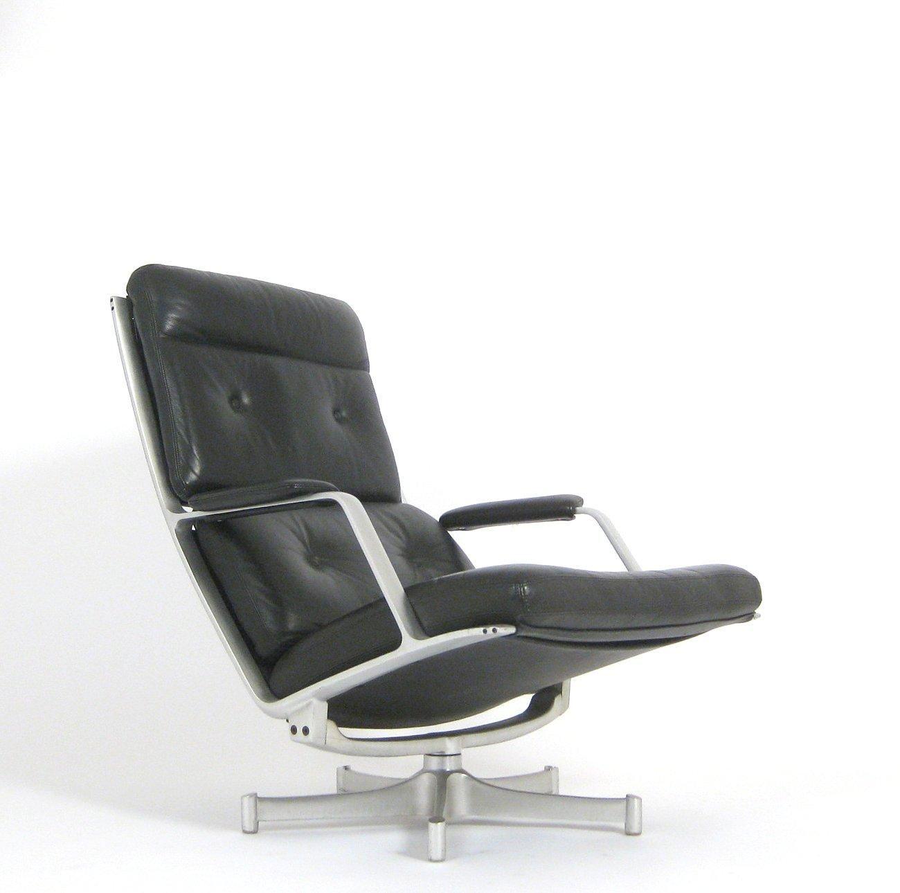 AreaNeo | Preben Fabricius & Jørgen Kastholm lounge chair for Kill International -mod. FK-85