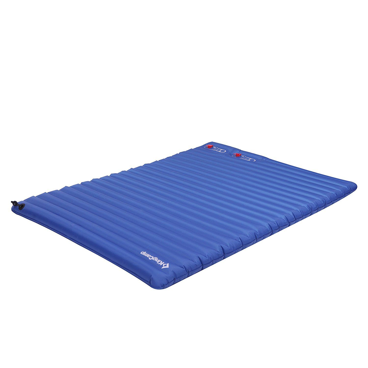 Twin Inflatable Airbed Mattress Camping Portable Guest Bed Blow Up Sleeping Pad