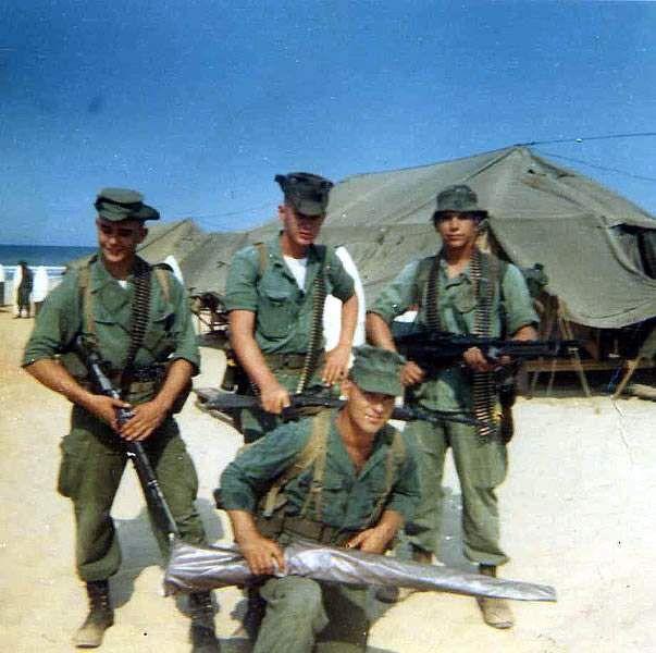 Marine Recon In Vietnam(Rare)