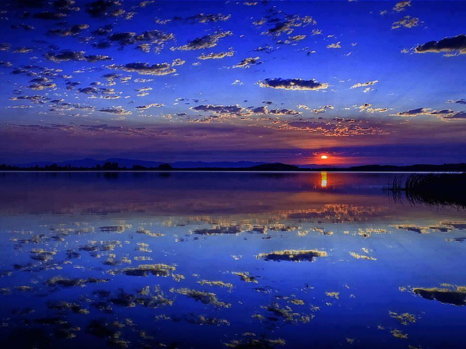 Evening Sunset!