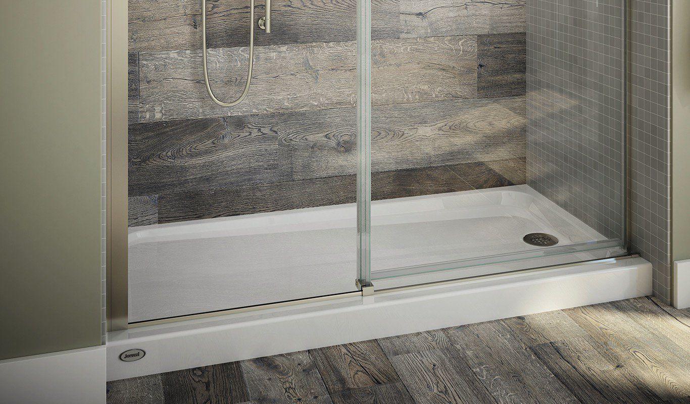 Ordinaire Primo® End Drain Shower Base