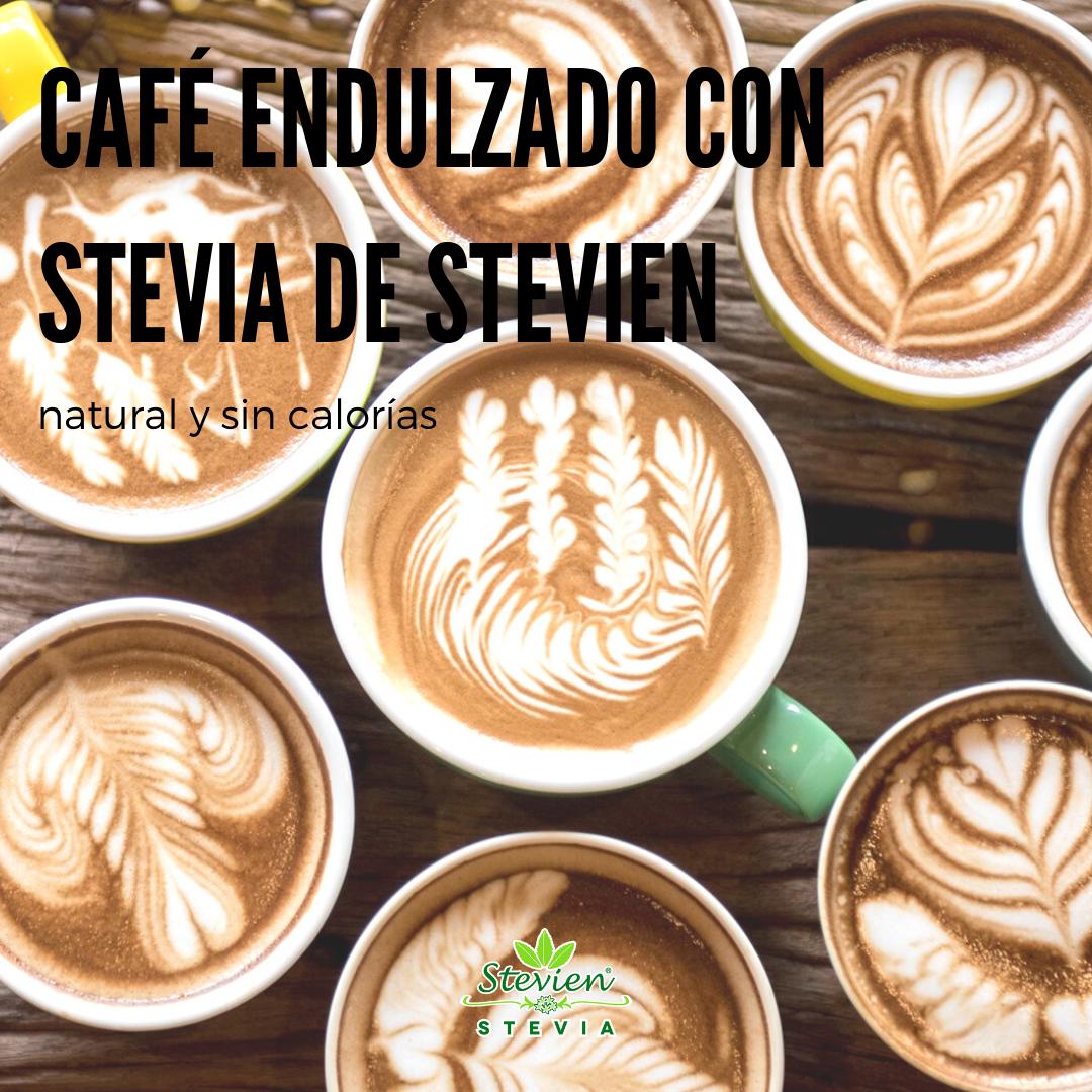 Endulzante delicioso con stevia.  De venta en: La Comer, HEB, Soriana, City Fresko, Mercado Libre y...