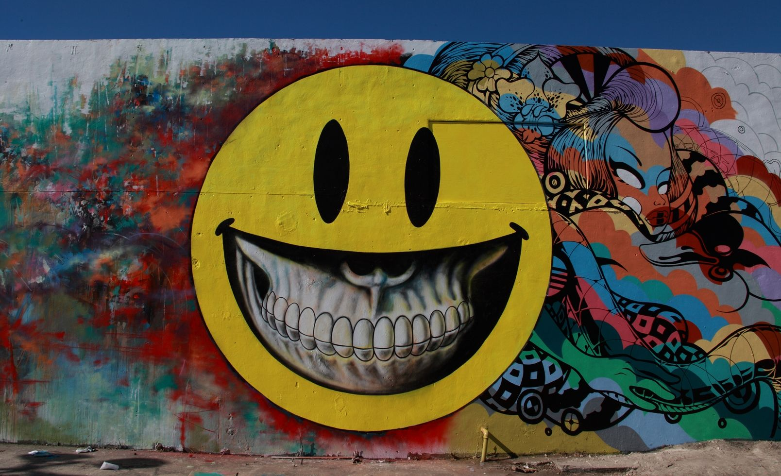 ron english | Some Amazing Street Art | Pinterest | Street art, Pop ...