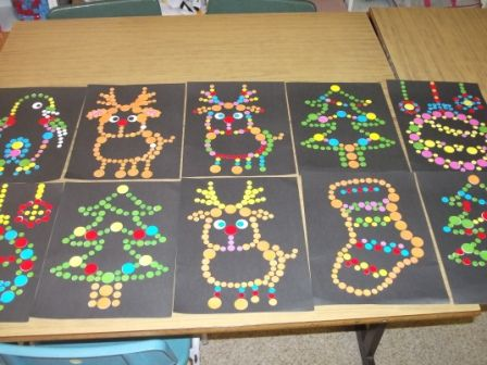 Clonalig Primary School | Christmas Art Crafts | christmas and ...