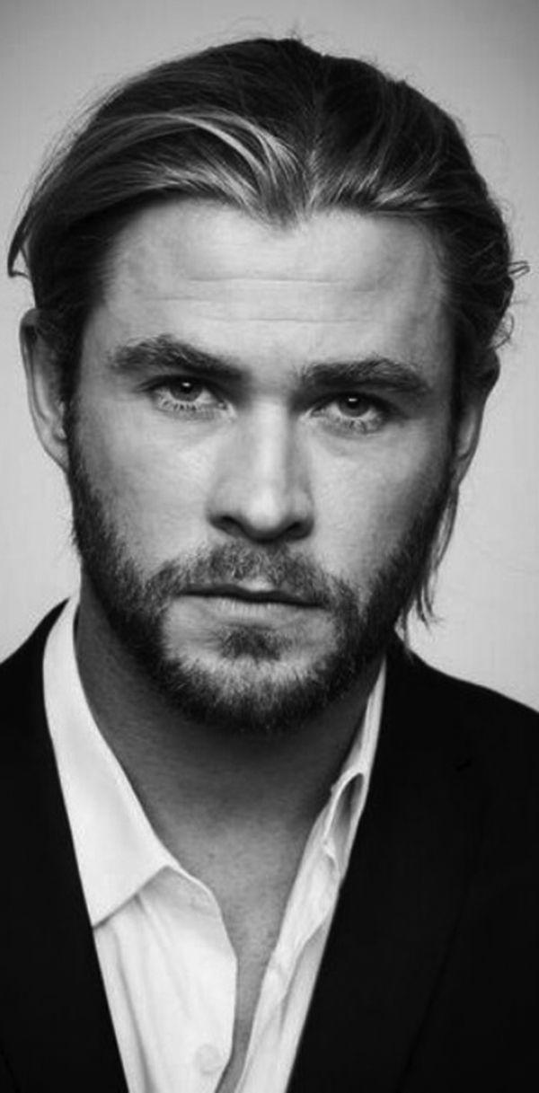 Chris Hemsworth Long Hair Nice Beard Awesome Lips Yummmmmm Chris Hemsworth Hemsworth Chris Hemsworth Thor