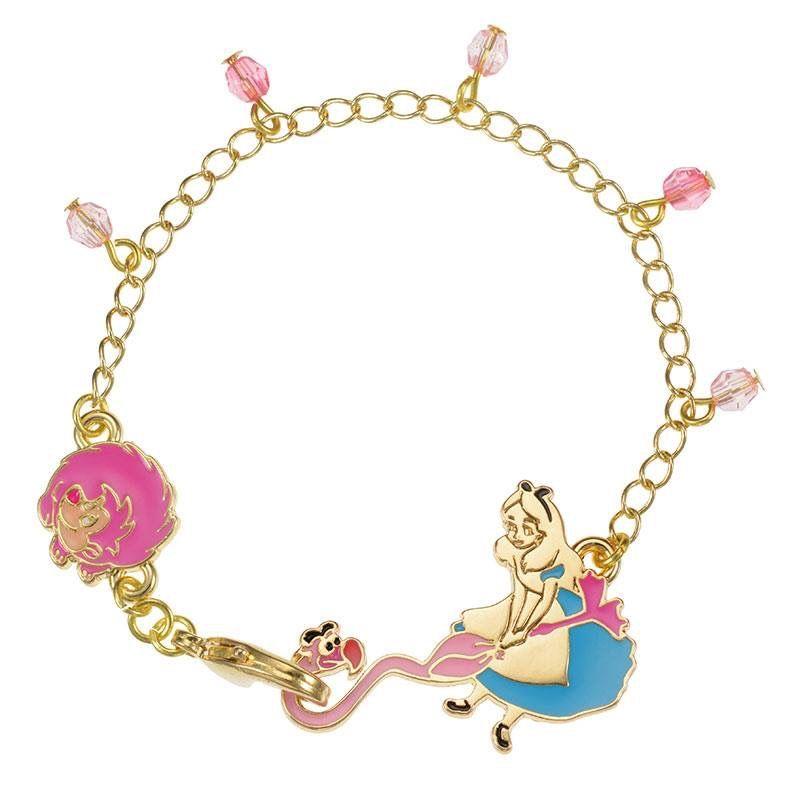 http://www.california-phoenix.com/ A L I CE  Alice au pays des merveilles Bracelet jewel Disney
