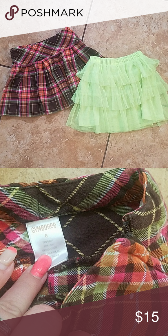UPDATED! 3 EUC/LIKE NEW skirt bundle!