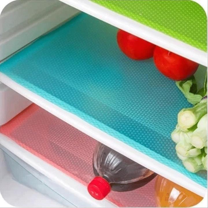 Antibacterial Refrigerator Pad Fridge Mats