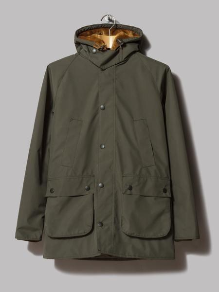 Barbour Hooded SL Bedale Jacket (Olive) | Coats | Pinterest ...