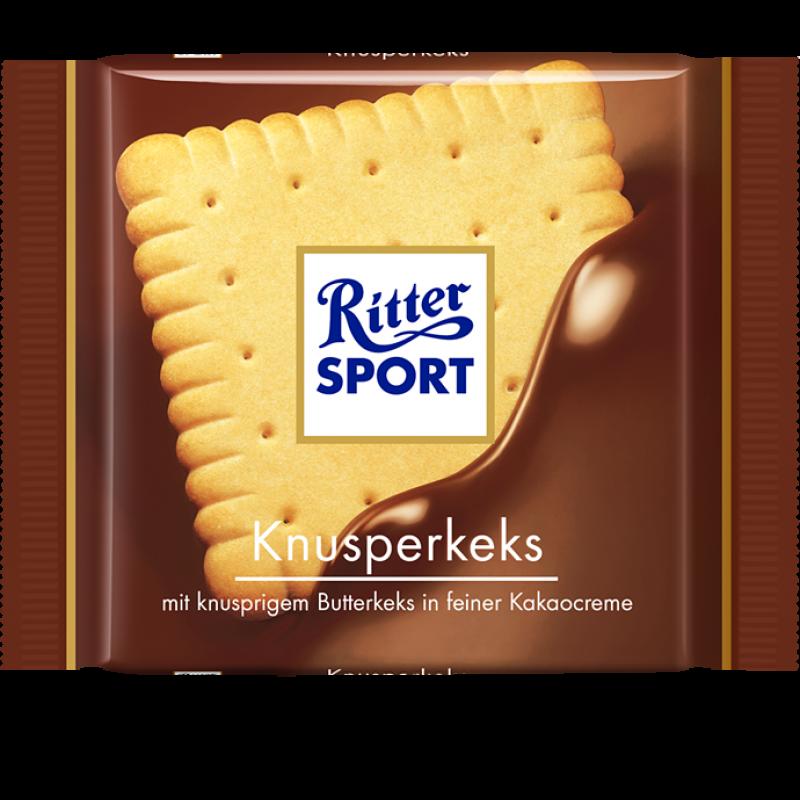 RITTER SPORT Knusperkeks Schokolade