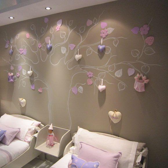 paredes decoradas - Buscar con Google Murales Pinterest Room