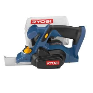 Ryobi 18 Volt One Hand Planer Tool Only P610 At The