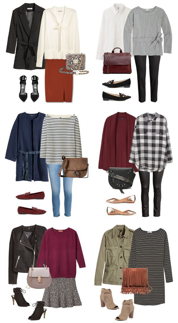 Fall outfit inspiration - every single piece is under $30!