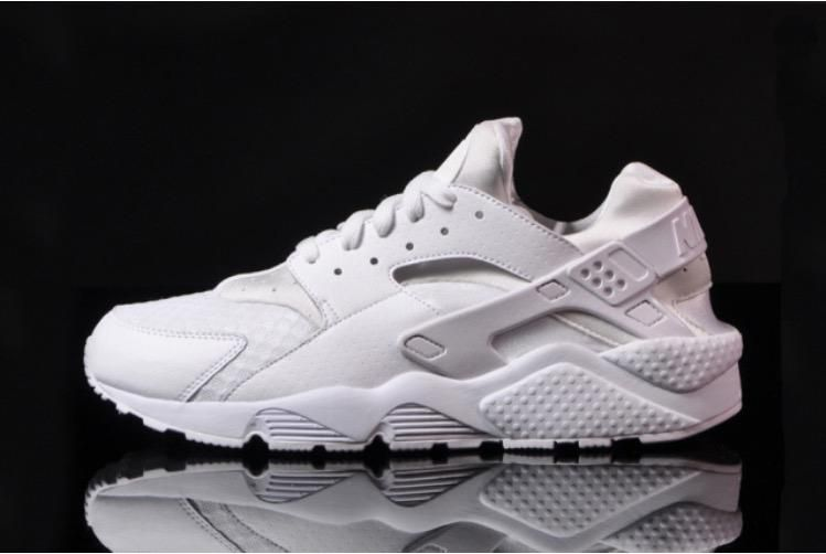 separation shoes 2f20c 210ba All-white Hurricanes All White Trainers, Nike Huarache, Nike Air Huarache  White,