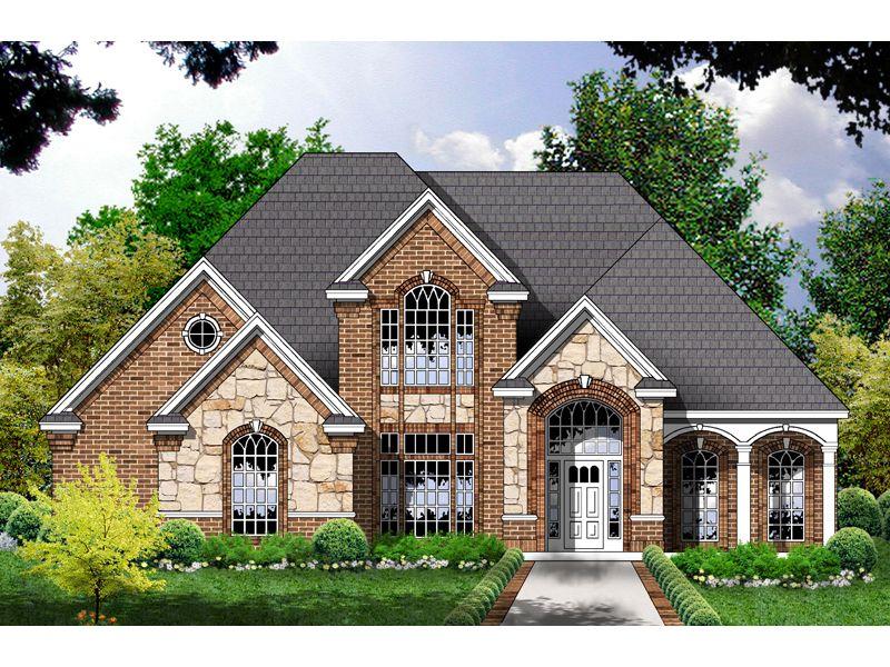 Townsbury European Home European House Plans French Country House Plans Country House Plans