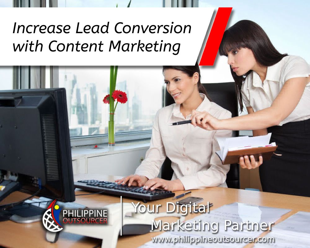 7 secrets to increasing your lead conversion with content