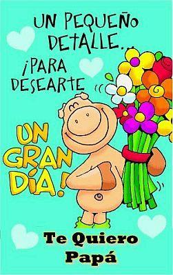 Imagenes De Cumpleanos Para Papa Felicitaciones Frases Para Dedicar Papa Quotes Happy Fathers Day Birthday Messages