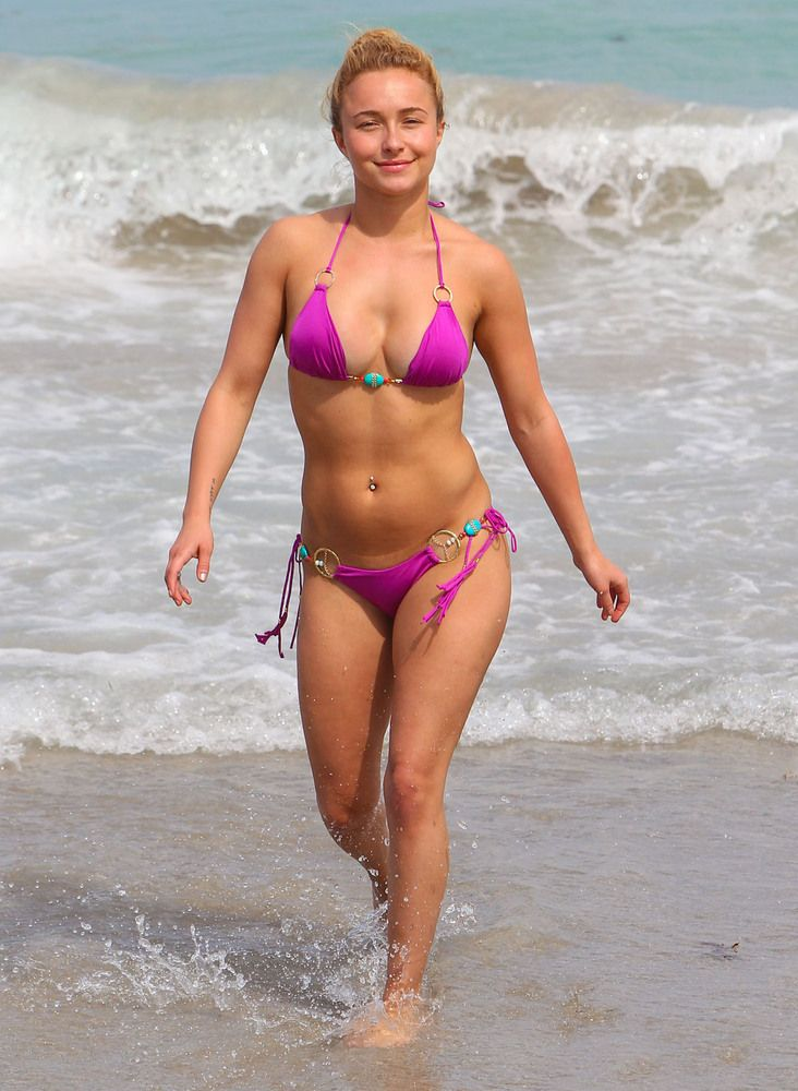 bikini Hayden panetterie
