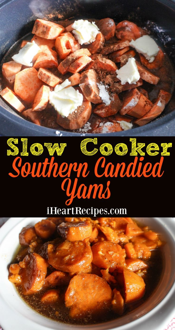 Photo of Slow Cooker Southern Candied Yams