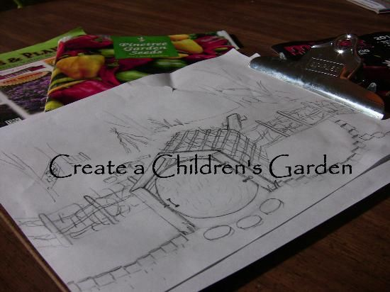 Create a Children's Garden-The Backyard Farming Connection ...