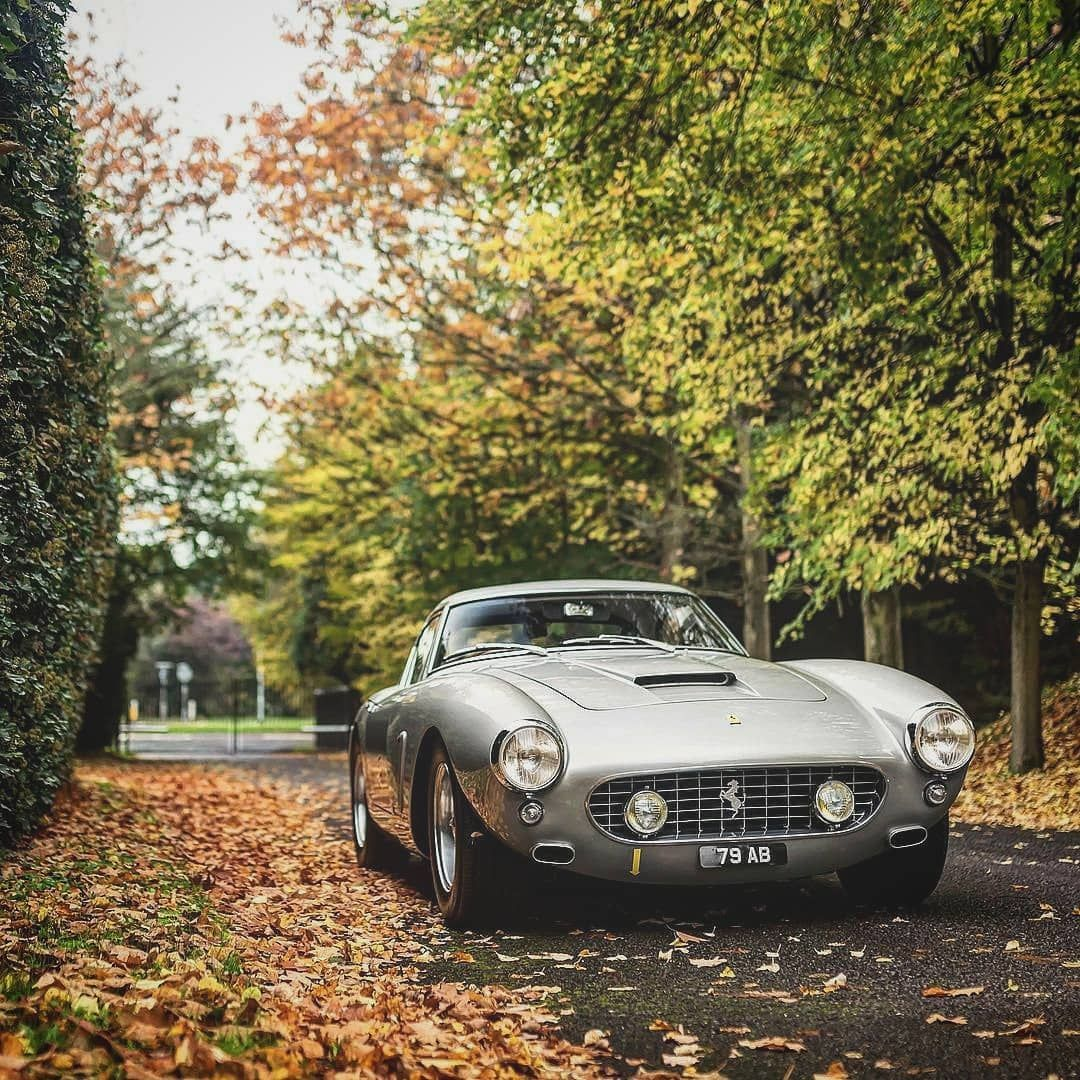 Ferrari 250 Swb With Images Ferrari California Classic Cars