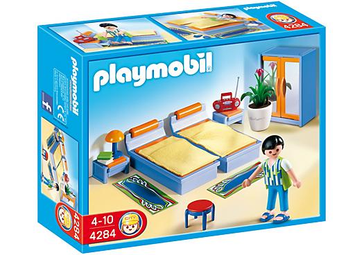 Master Bedroom 4284 PLAYMOBIL® USA Playmobil