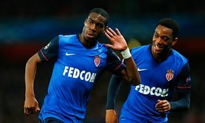 Internazionale Sign Geoffrey Kondogbia From Monaco On Five Year Deal Sports News Sports Tottenham