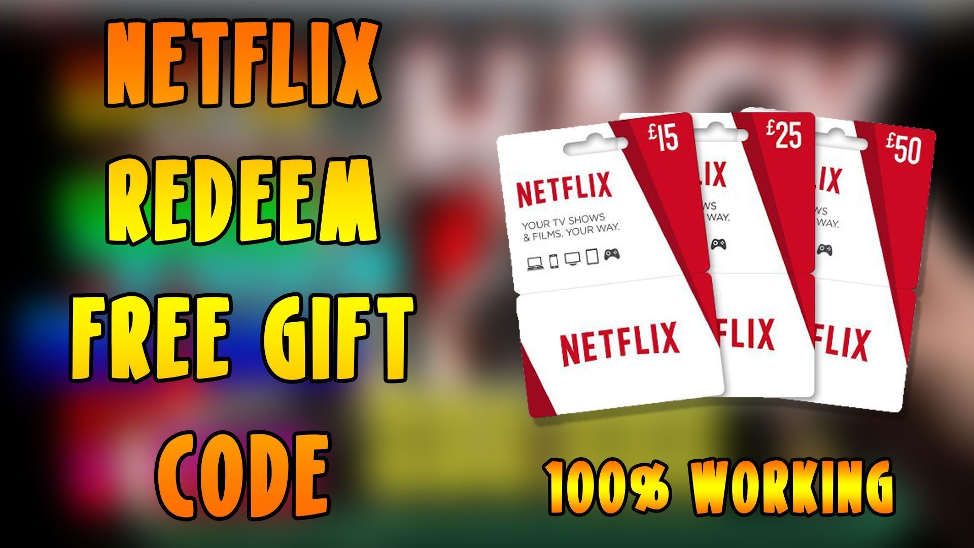 Earn free netflix codes legally free netflix gift cards