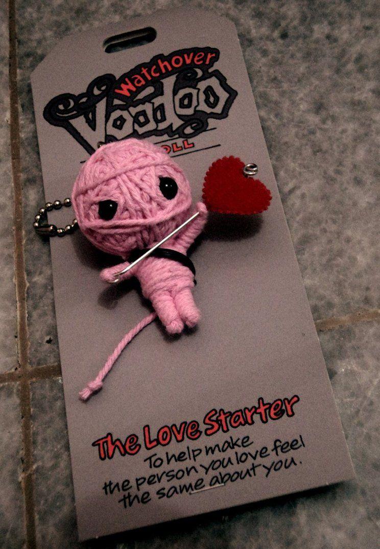 Voodoo Doll SuperStar Watchover Doll Brand New Keychain String Doll Superstar