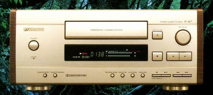 SANSUI D-α7  1994