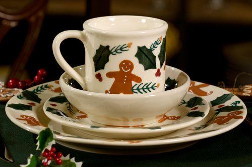 Gingerbread Dinnerware & Gingerbread Dinnerware | Gingerbread Christmas | Pinterest ...