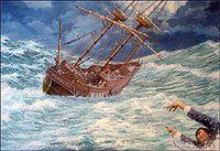 """Genealogy profile for John Howland, """"Mayflower"""" Passenger"""