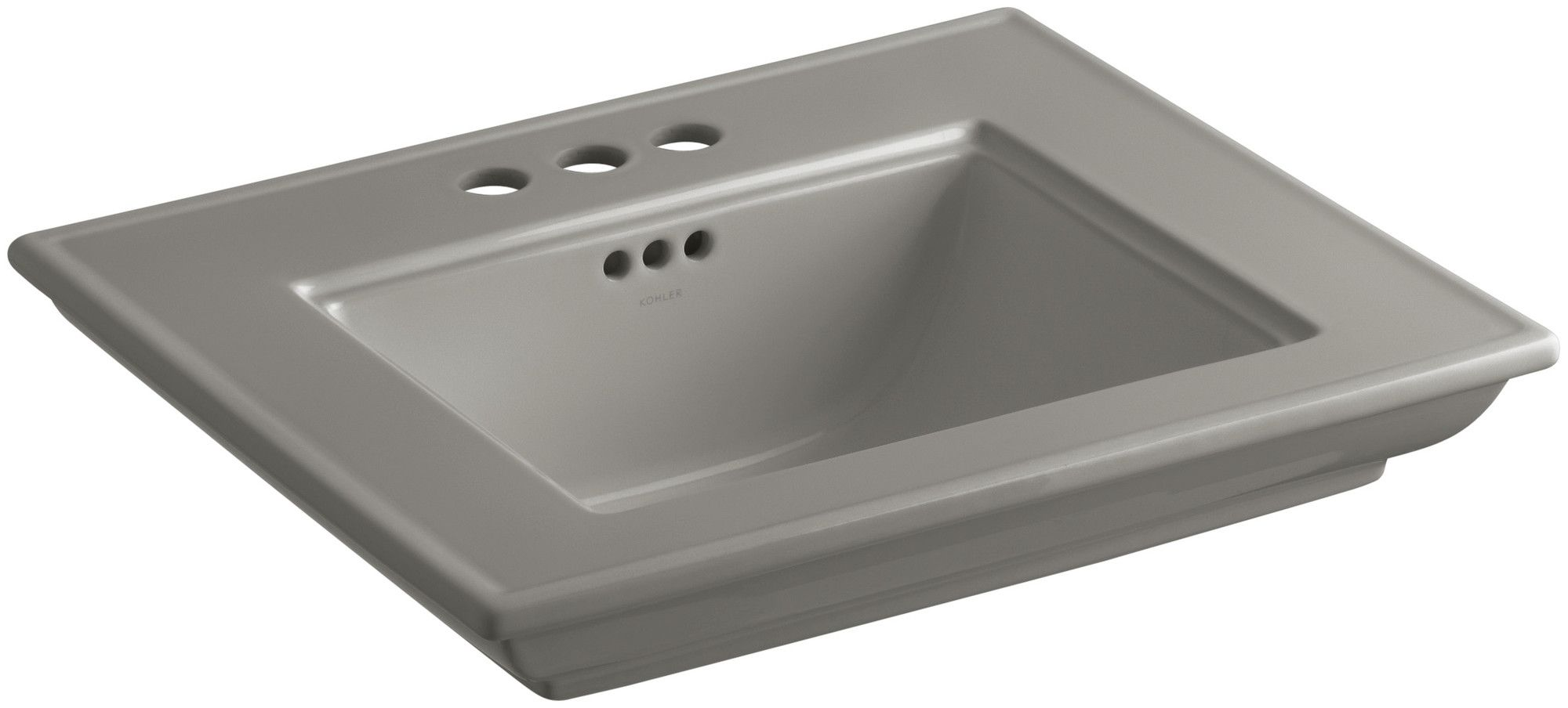 Memoirs Stately Bathroom Sink Basin with 4\