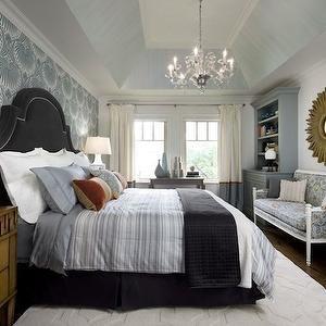 Candice Olson Bedrooms Charcoal Gray Headboard Charcoal Gray Velvet Headboard Charcoal