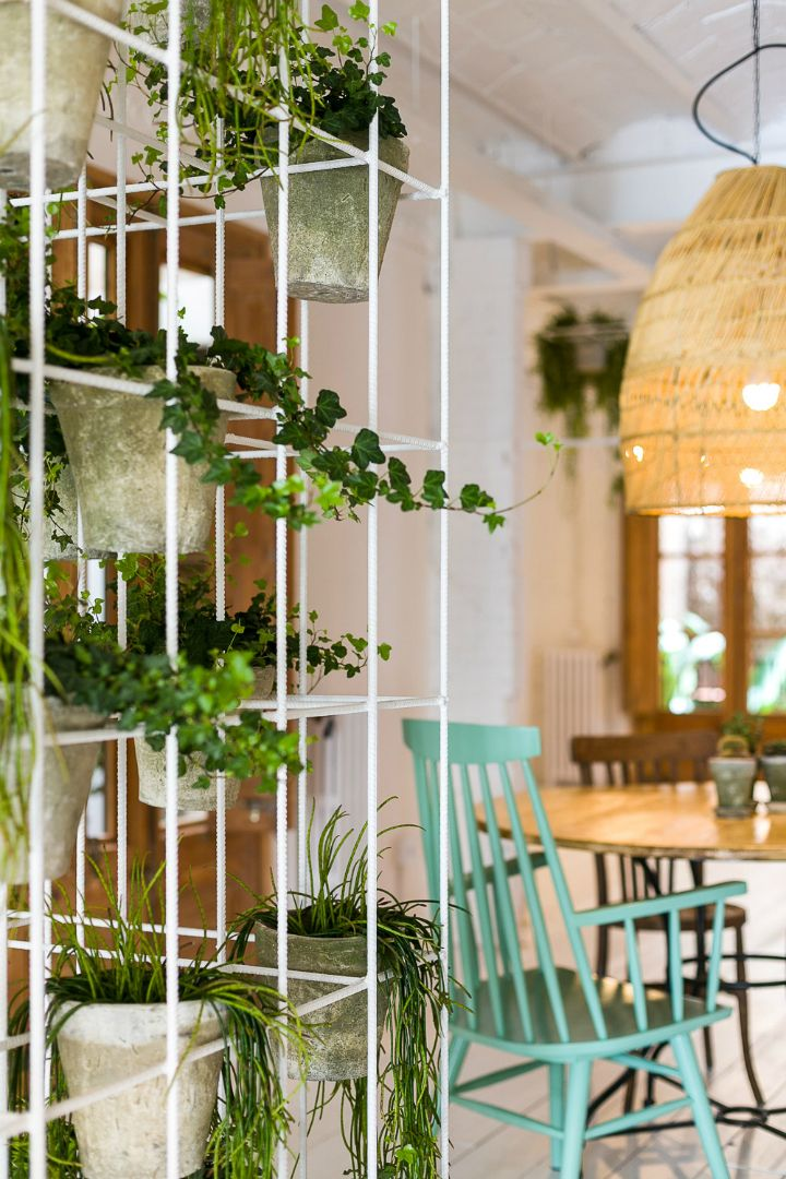 Awesome Space That Constantly Inspires 4 Mint Green Furniture Hanging Plants Unique Interior Design
