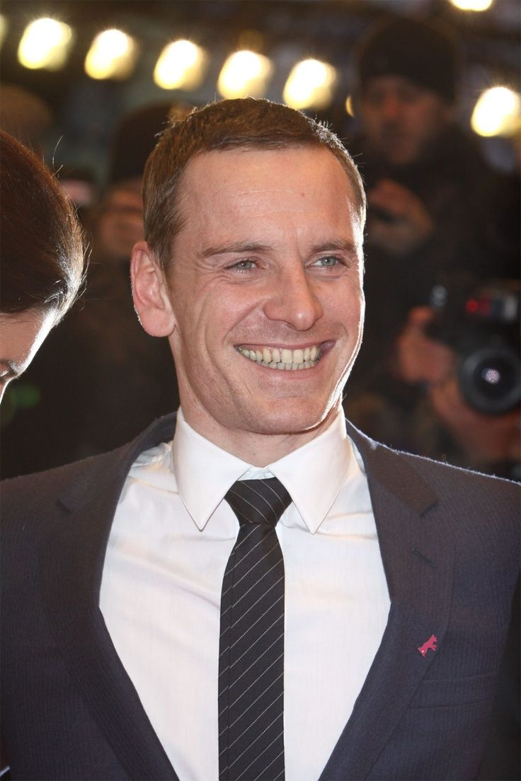 Michael Fassbender x x x I was practically a fanboy of his, and he was amazing. ~ Domhnall Gleeson
