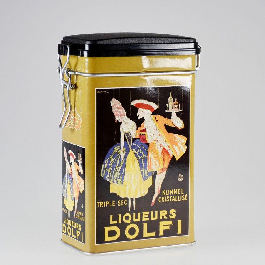 "Kaffeedose ""Liqueurs Dolf"" 250g - Kaffee"