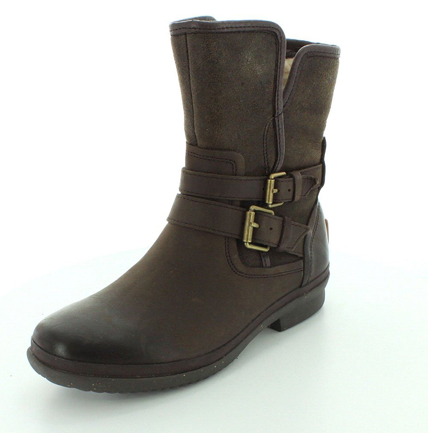 Australia Women's Simmens lined with Plush Wool Leather Boot