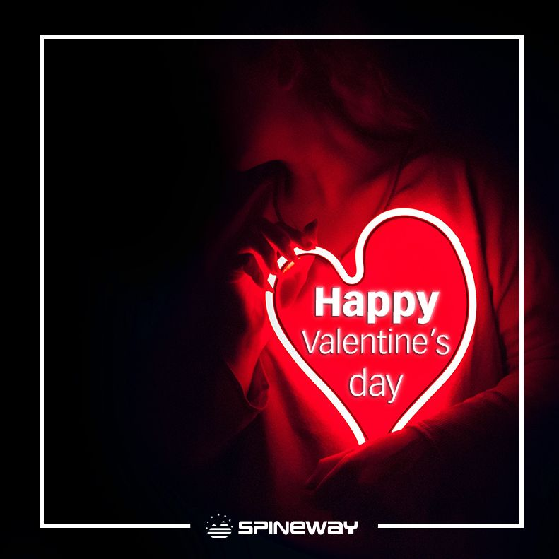 From Spineway Usa Inc To You Happy Valentine S Day Spinewayusa Medicaldevices Spine Youleadwefind Spinesurgery Valentine Valentinesday Happyval